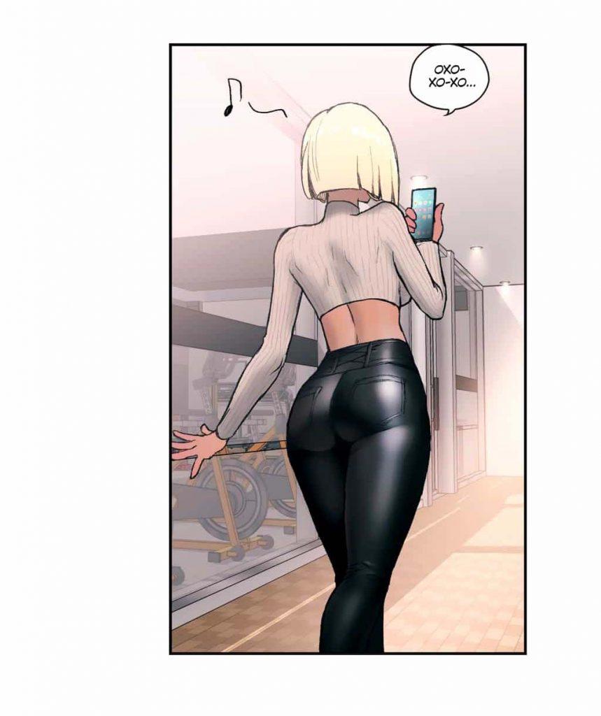 Порно-комикс Занятия Сексом, часть 3. Хентай манга, манхва, Порно комиксы