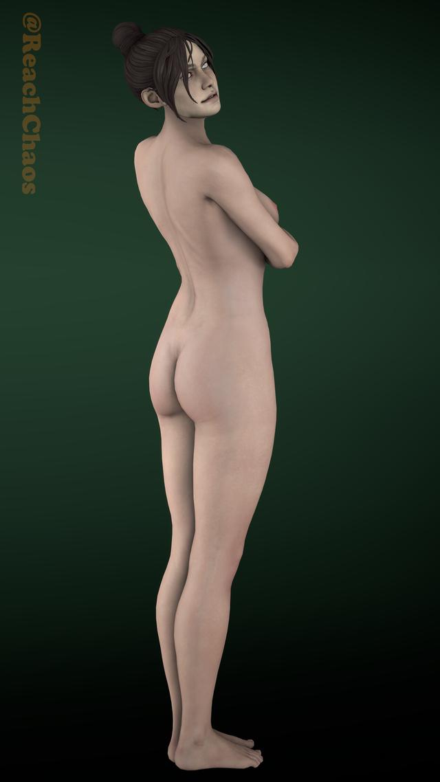 Подборка по Apex Legends (Wraith) 3D, Без цензуры, Большие сиськи, Большие члены, Лесбиянки, По играм,