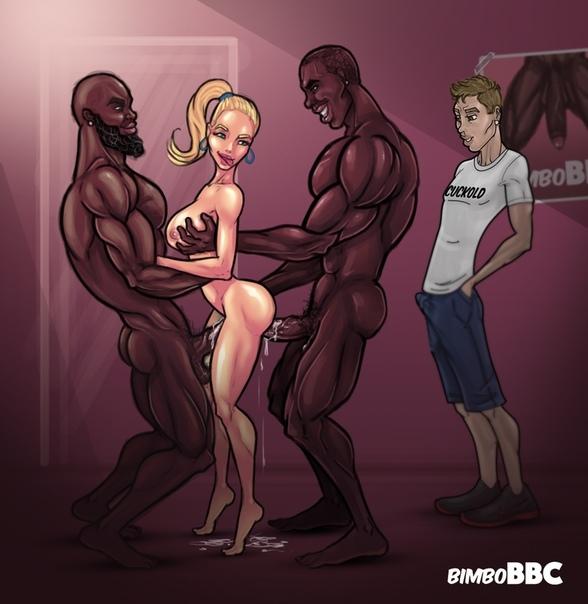 Огроменный Бимбо - порно комиксы Без цензуры, Порно комиксы
