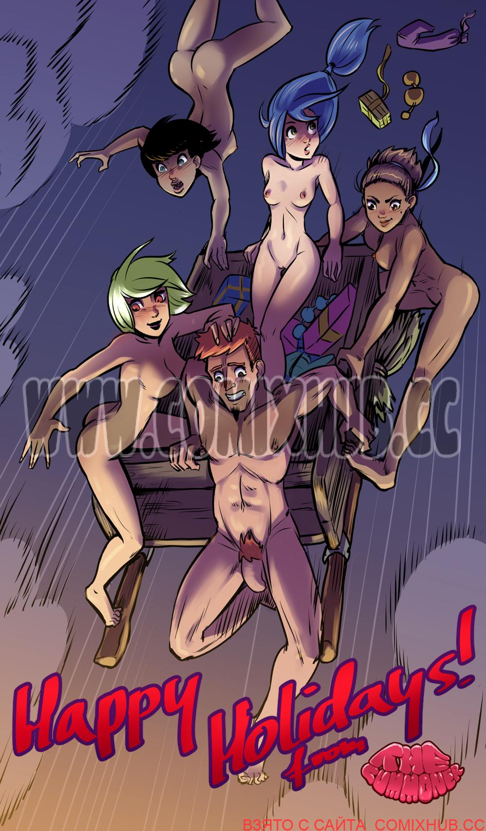 Волшебница 21 часть порно комиксы Без цензуры, Анал, Большие члены, Измена, Минет, Порно комиксы